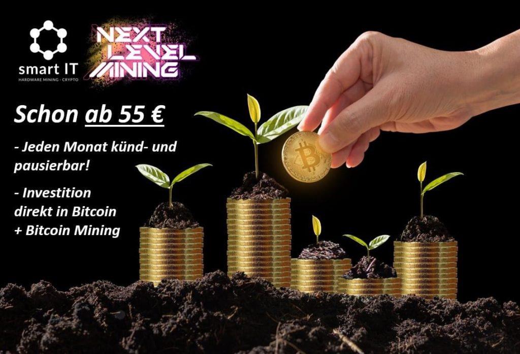 Smart IT Shop - Bitcoin und Bitcoin Mining Strategie - NextLevelMining
